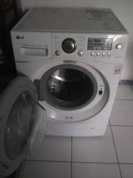 Máquina de lavar e Secar Inverter