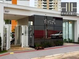 Apartamento com 3 dormitórios à venda, 108 m² por R$ 700.000,00 - Bosque da Saúde - Cuiabá