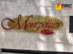 APARTAMENTO RESIDENCIAL em MACEIÓ - AL, EDIFÍCIO MONTPELLIER - PONTA VERDE