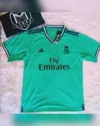 Camisa Real Madrid temporada 2020.2021
