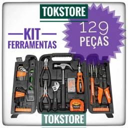 Kit Ferramentas (129 Peças)