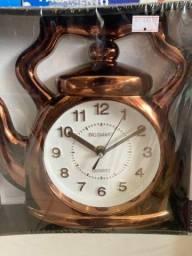 Título do anúncio: Relógio de parede chaleira