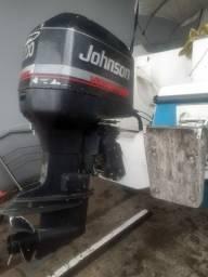 Motor de popa Johnson 200 HP