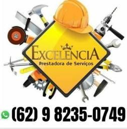 Título do anúncio: PEDREIRO TEMOS AQUI NA EXCELÊNCIA....