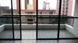 Título do anúncio: T.F apartamento 3 quartos + DCE no cabo branco