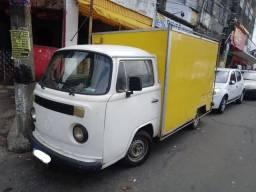 Título do anúncio: KOMBI BAÚ (mini Truck)