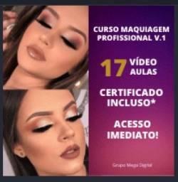Curso Profissional de Maquiagem com Certificado!!!