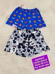 Shortinho pijamas !!!