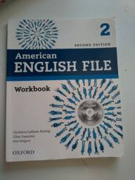 American english file 2 workbook Second edition