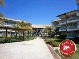 Apartamento com 3 dormitórios à venda, 115 m² por R$ 680.000,00 - Porto das Dunas - Aquira
