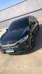 Honda Civic 2017 - 2.0 16V Flexone - EX - CVT  - R$75.000,00 + dívida.