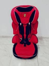 Cadeirinha Carro Ferrari Vermelha - 9 A 36 Kg