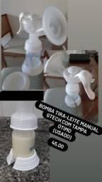 Bomba de leite manual G-tech