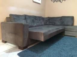 Sofa 5 lugares - com chase -