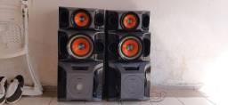 Título do anúncio: Caixa de som samsung giga sound