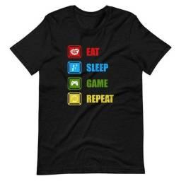 Camisa Gamer