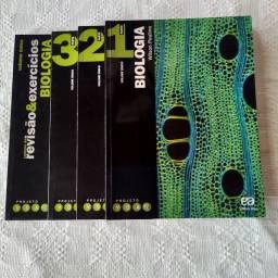 Livro de Biologia - Projeto Voaz