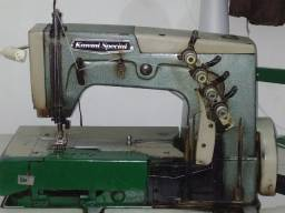 Vendo uma máquina costura colarete industrial kansay special