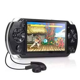 Game Portátil Recarregável MP3/MP5/Câmera - Novo
