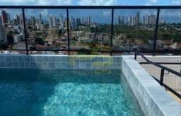 Apartamento à venda com 3 dormitórios em Tambauzinho, João pessoa cod:PSP644