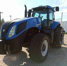 New Holland T8 385 Ano 2017