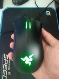 Mouse Razer Deathadder original (Novo)