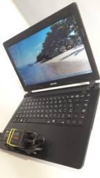 Notebook Semp Toshiba Sti,Funcionando Pronto Pra Usá,FoneZap *
