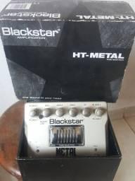 Pedal blackstar ht dual metal valvulado