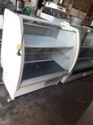 Balcão refrigerado Gelopar 1 metro - 110V, seminovo