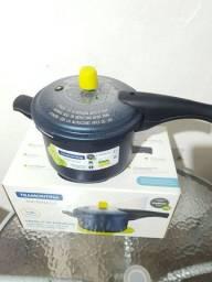 Super Panela de pressão Tramontina Azul nova  4.5