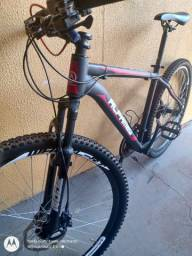 Bicicleta Alfameq freio hidráulico!!