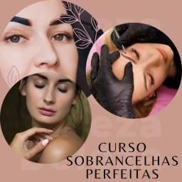 Título do anúncio: curso de design de sobrancelhas + certificado