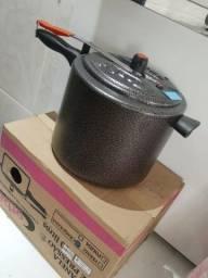 Não perca panela de pressão de 10 litros