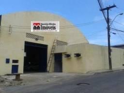 Área Industrial para Locação em Salvador / BA no bairro Barros Reis