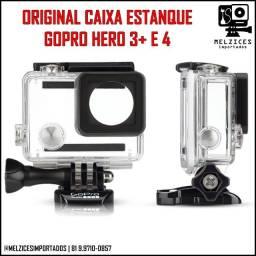 Original Caixa Estanque GoPro Hero 3+ e 4