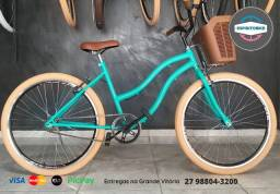 Bicicleta Feminina Samy Nova