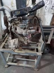 Motor de opala 4 cilindros