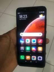Xiaomi redmi 7A 32Gb aceito cartão