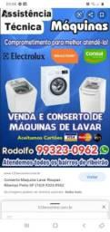 Conserto de Maquina de lavar