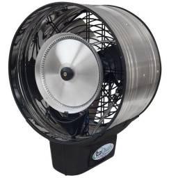 Ventilador Oscilante De Parede Climatizador Névoa Àgua Umidificador de Ambientes