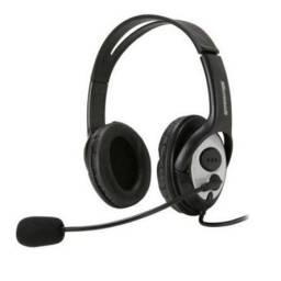 Headset Microsoft LifeChat LX-3000 Com Microfone