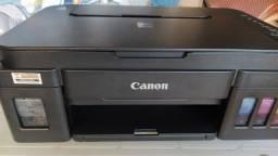Título do anúncio: Impressora Tanque de Tinta Cannon