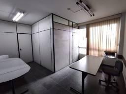 Título do anúncio: Sala/Conjunto para venda com 45 metros, com recepção,cozinha,banheiro,sala reunião e diret