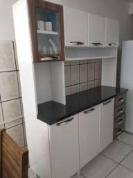 Armário de cozinha aço