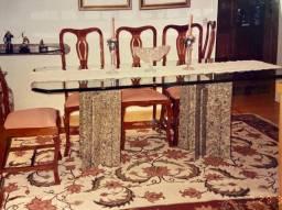 mesa para 8 pessoas