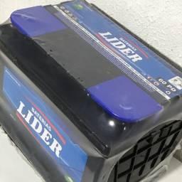 Título do anúncio: Bateria 60 amperes líder $179,99 à vista , base de troca .