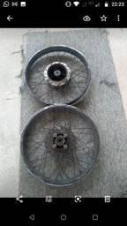 Rodas de Titan 120$