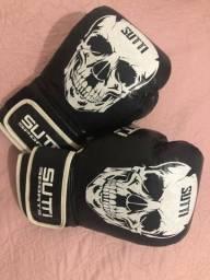 Luvas kickboxing/muaythai