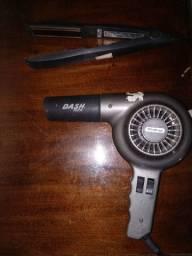 Secador e prancha de cabelo os dois funcionam ok ?
