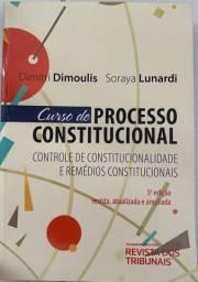 Livro - Curso de Processo Constitucional